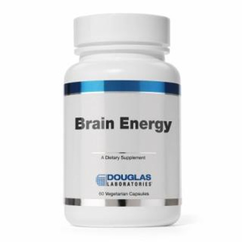 Douglas Labs Brain Energy 60  capsules