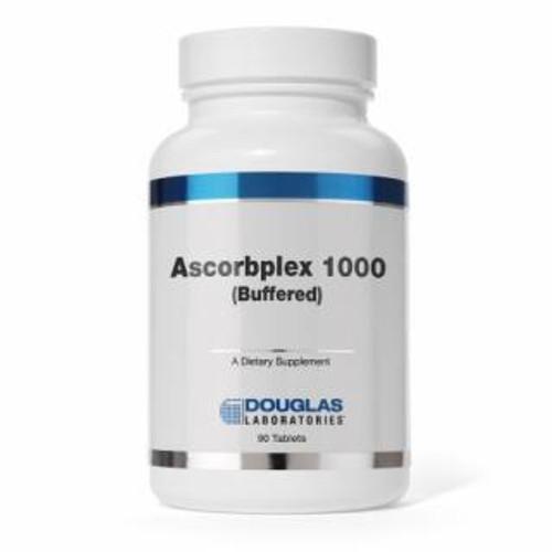 Douglas Labs Ascorbplex 1000 90 tabs Vitamin C Buffered