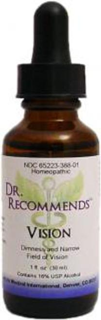 Dr. Recommends Vision Med 1 oz