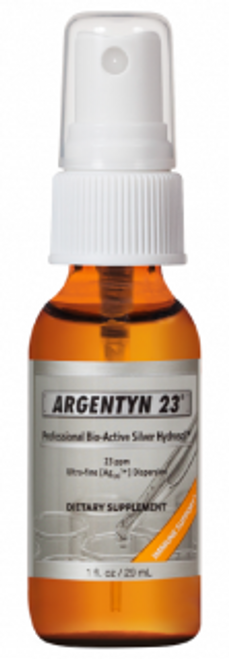 Argentyn 23 Travel Size 1 oz Fine Mist