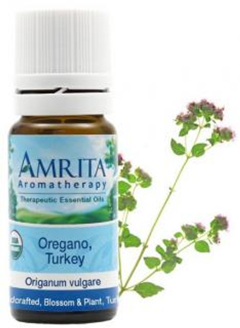 Amrita Aromatherapy Oregano Essential Oil 10 ml