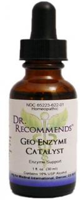 Dr. Recommends Geo Enzyme Catalyst 1 oz