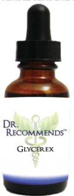 Dr. Recommends Glycerex 1 oz