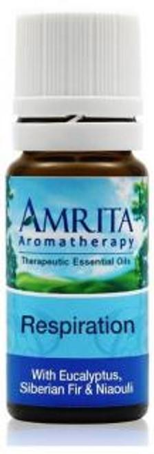 Amrita Aromatherapy Respiration Synergy Blend 10 ml