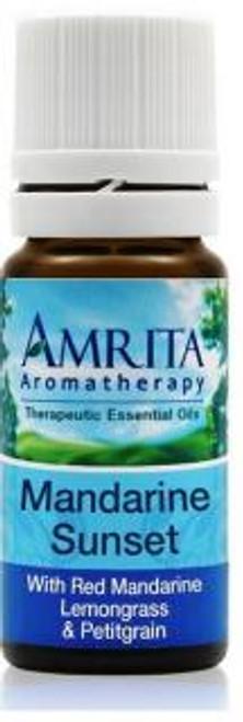 Amrita Aromatherapy Mandarine Sunset Synergy Blend 10 ml
