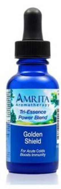 Amrita Aromatherapy Golden Shield Tri-Essence Power Blend 30 ml