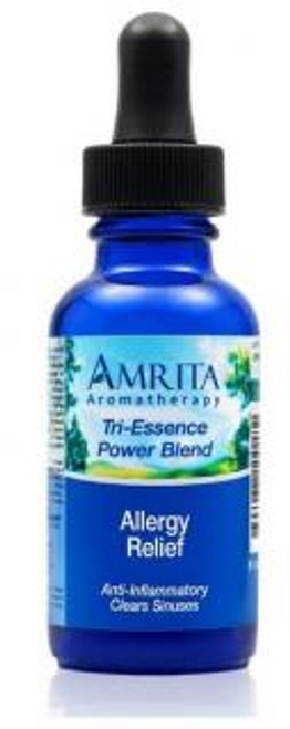 Amrita Aromatherapy Allergy Relief Tri-Essence Power Blend 30 ml