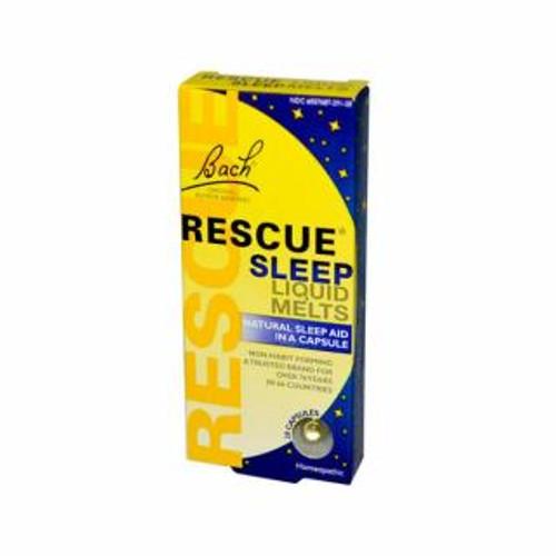Nelson Bach Rescue Remedy Sleep Liquid Melts 28 caps