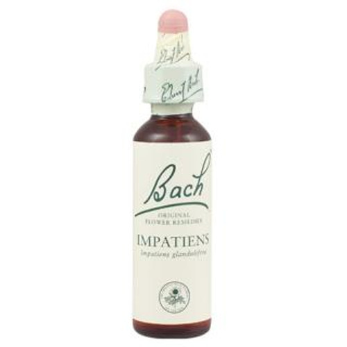 Nelson Bach Flower Remedy Impatiens 20 ml