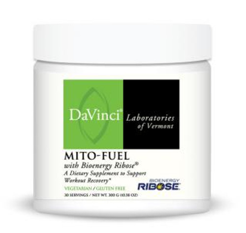 Davinci Labs MITO-FUEL 30 Servings 10.58 oz (300 grams)