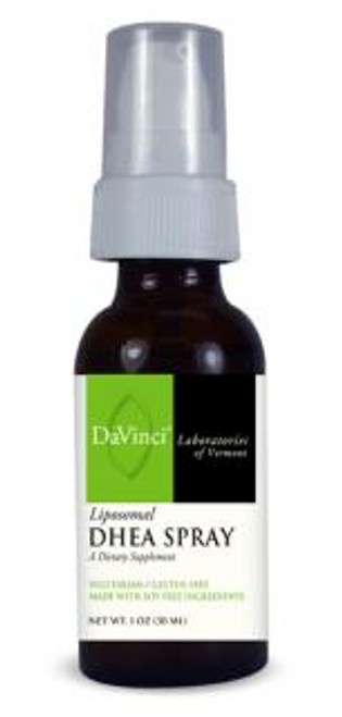 Davinci Labs LIPOSOMAL DHEA Spray 1 fl oz (30 ml)