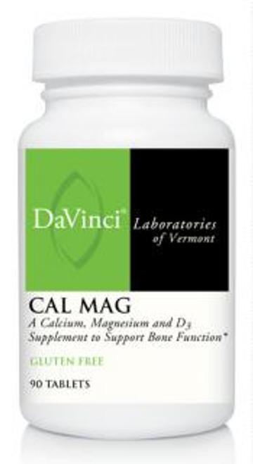Davinci Labs CAL MAG 90 tablets