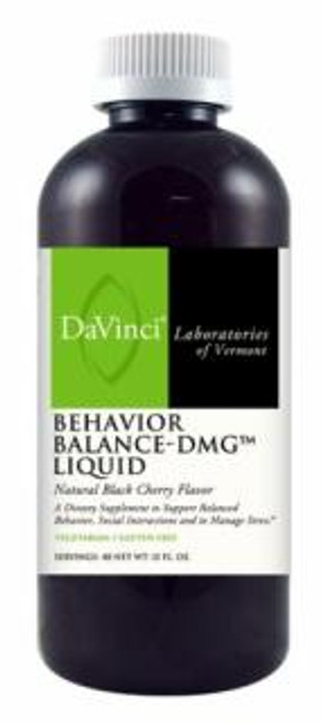 Davinci Labs BEHAVIOR BALANCE DMG LIQUID 12 fl oz.