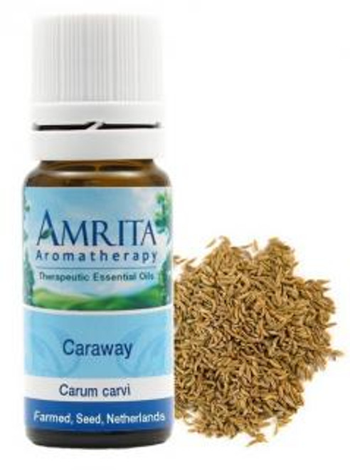Amrita Aromatherapy Caraway Essential Oil 10 ml