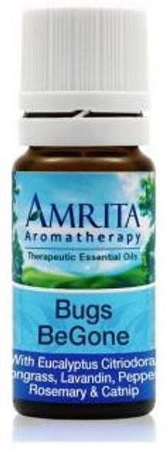 Amrita Aromatherapy Bugs BeGone Synergy Blend 10 ml