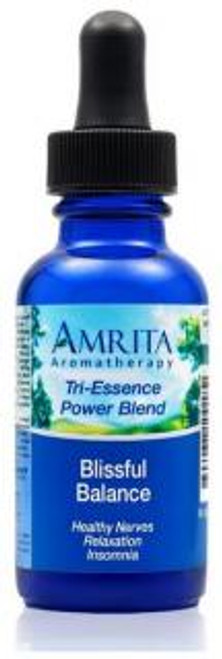 Amrita Aromatherapy Blissful Balance Tri-Essence Power Blend 30 ml