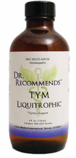 Dr. Recommends TYM-Liquitrophic 4 oz