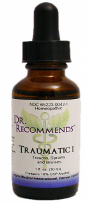 Dr. Recommends Traumatic-1 1 oz