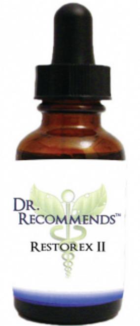 Dr. Recommends Restorex II 1 oz