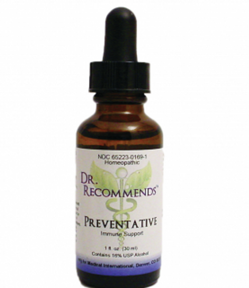 Dr. Recommends Preventative 1 oz
