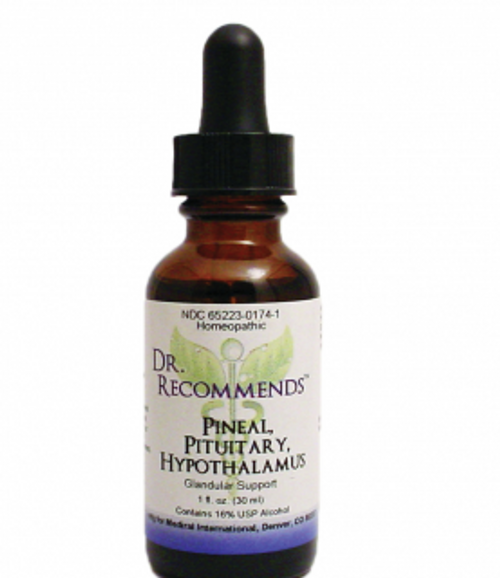 Dr. Recommends Pineal/ Pituitary/ Hypothalamus 1 oz