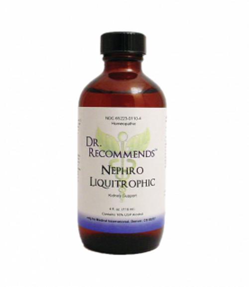 Dr. Recommends Nephro Liquitrophic 4 oz