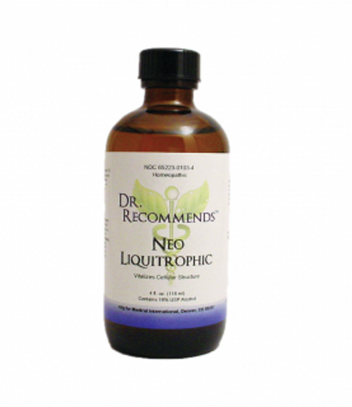 Dr. Recommends Neo Liquitrophic 4 oz