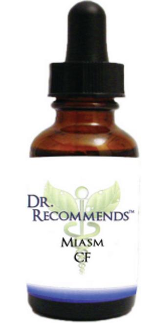 Dr. Recommends Miasm-CF 1 oz