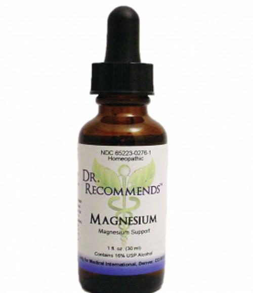 Dr. Recommends Magnesium Oligo 1 oz