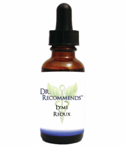 Dr. Recommends Lyme Redux 1 oz