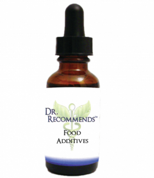 Dr. Recommends Food Additives 1 oz