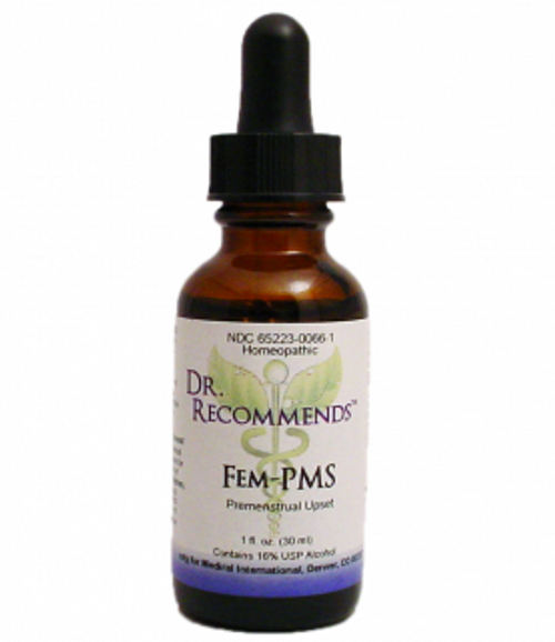 Dr. Recommends Fem-PMS 1 oz
