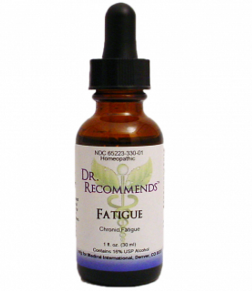 Dr. Recommends Fatigue 1 oz