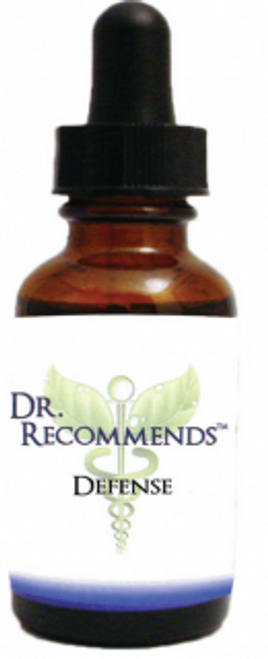 Dr. Recommends Defense 1 oz