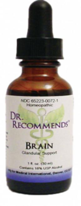 Dr. Recommends Brain 1 oz