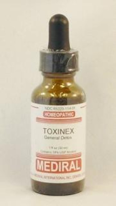 Dr. Recommends Toxiniex 1 oz