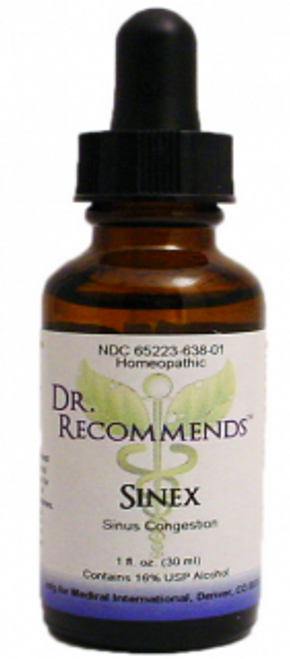 Dr. Recommends Sinex 1oz