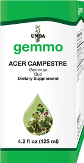 UNDA Gemmotherapy Acer Campestre (Field Maple Bud) 4.2 fl oz (125 ml)