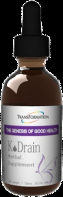 Transformation Enzymes K-Drain 4 oz (aka Kidney Drain)