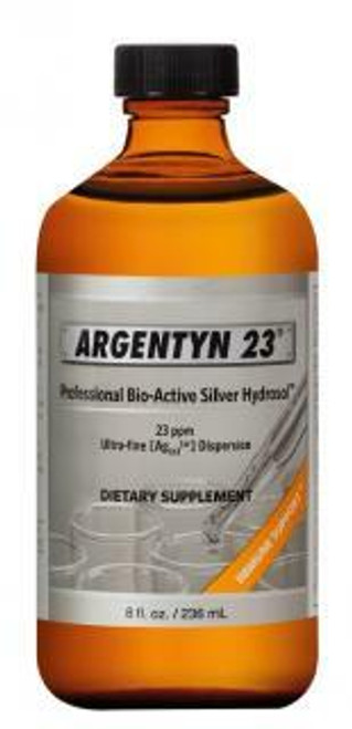 Argentyn 23 8 oz bottle