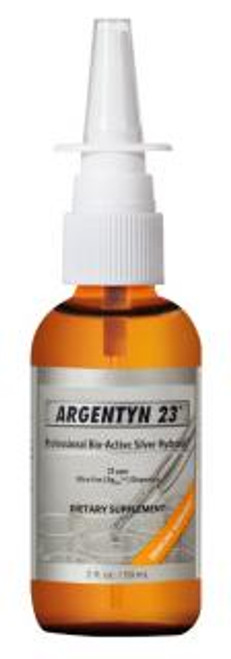 Argentyn 23 2 oz vertical spray
