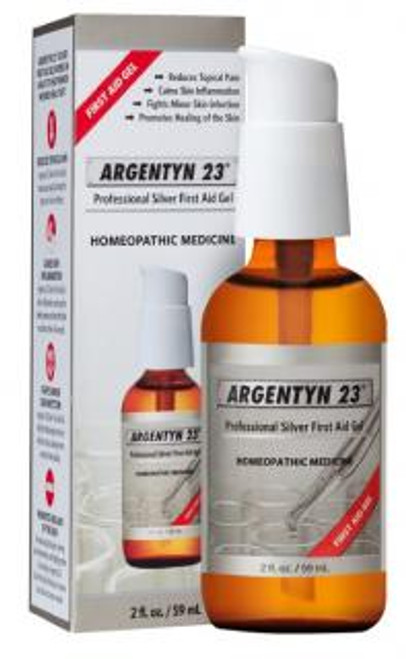 Argentyn 23 2 oz First Aid Gel