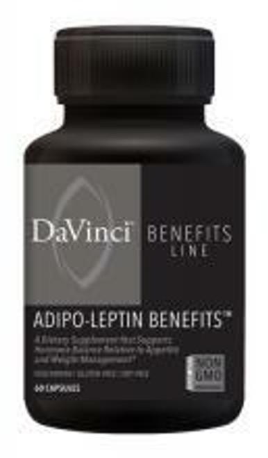 Davinci Labs ADIPO-LEPTIN BENEFITS 60 capsules