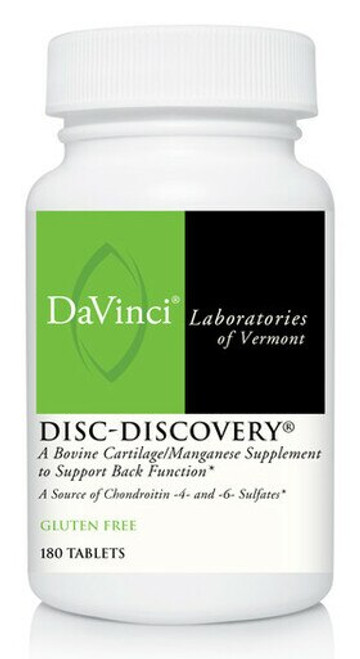 Davinci Labs DISC-DISCOVERY® 180 soft gels
