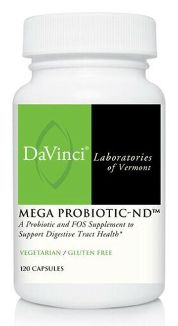 Davinci Labs MEGA PROBIOTIC-ND 120 capsules