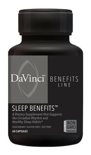 Davinci Labs SLEEP BENEFITS 60 capsules