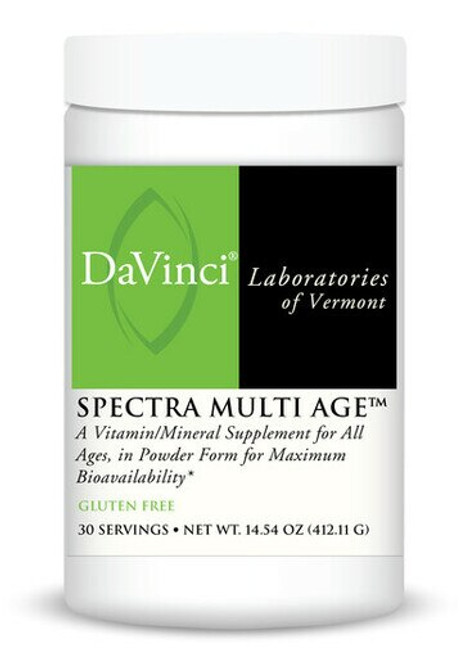 Davinci Labs SPECTRA MULTI AGE 30 Servings 14.54 oz (412.11 g)