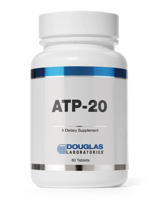 Douglas Labs ATP-20 sublingual 60 tabs