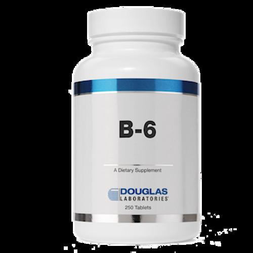 Douglas Labs B-6 100 mg 250 tabs