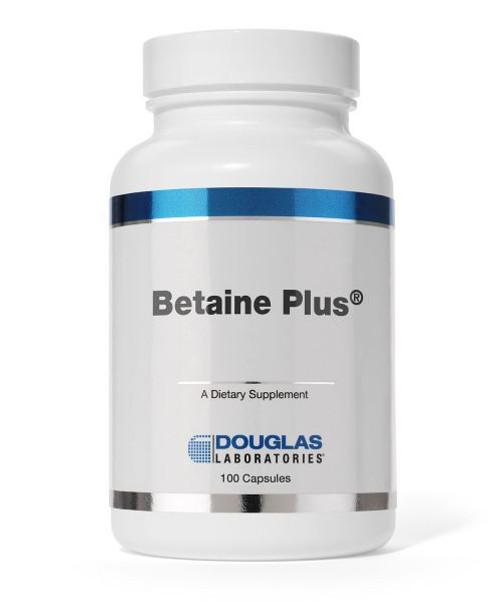 Douglas Labs Betaine Plus 100 capsules